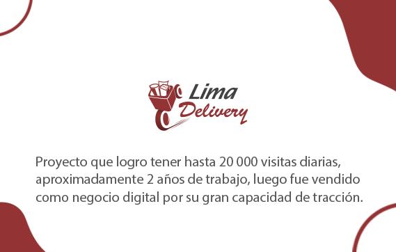Posicionamiento web lima delivery