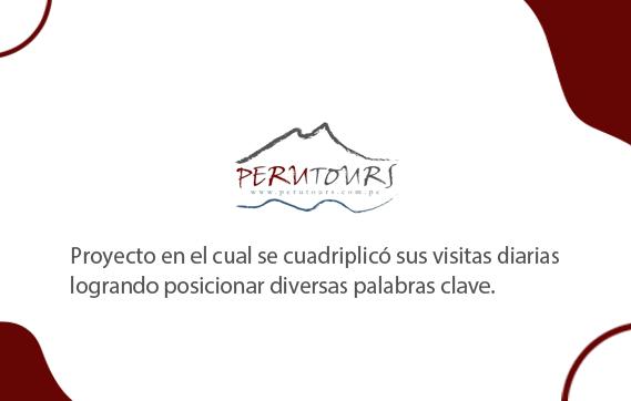 Posicionamiento web Perú Tour